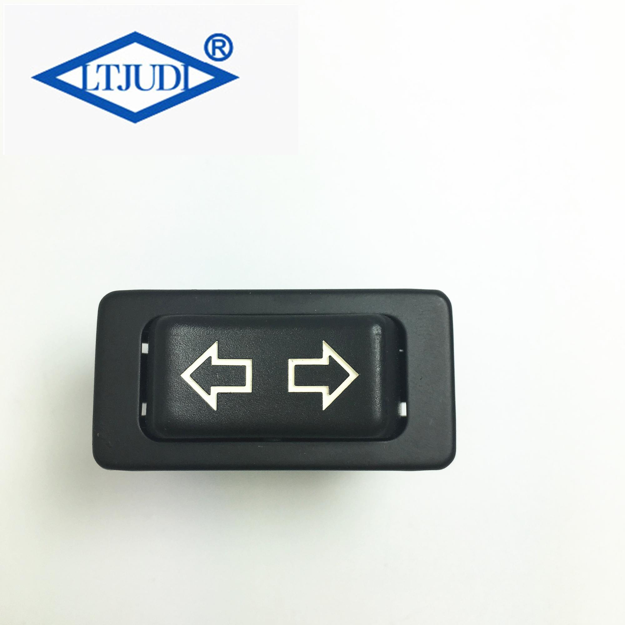 20A12V Car window Momentary DPDT ON-OFF-ON Switch
