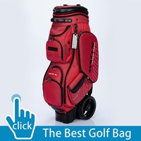 HELIX New Style High Quality golf bag strap with rain cover