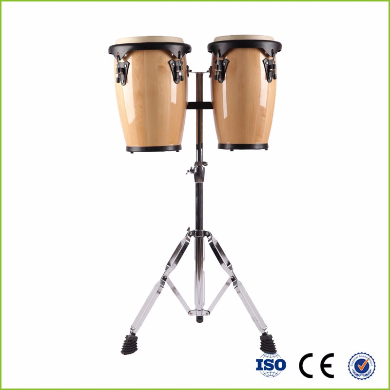 China hot sale custom djembe conga drum set profession wood Percussion instruments conga drum