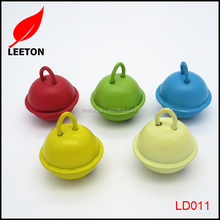 Factory supply painted colorful jingle bell for christmas gifts