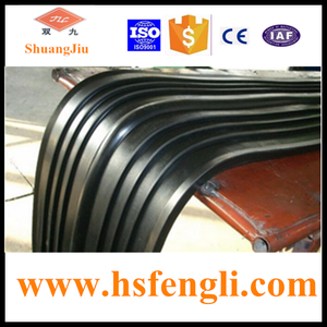 High elastic rubber waterstop for concrete joint water stop band belt
