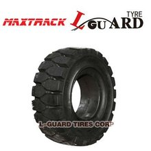 10.00-20 solid rubber tires solid rubber tires for trailers pneus solideal pour chariot elevateur
