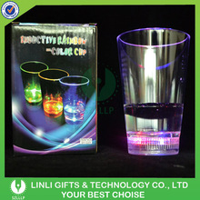 Bar Promotional Drinking Led Glow Cups For Advertising