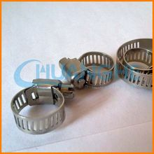 Hot sale! high quality! two holes stainless steel pipe clamp