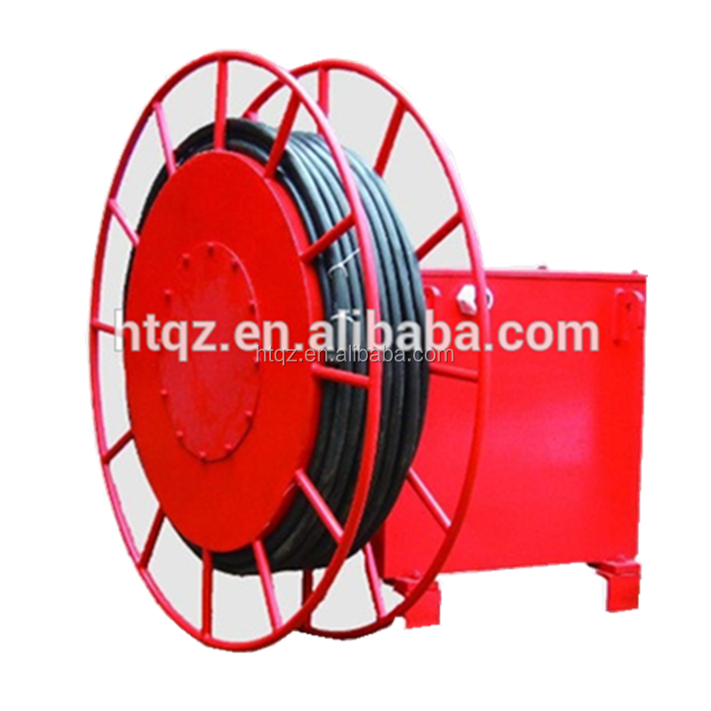 jta drum cable/wooden cale reel aluminum cable reel