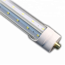 NEW t8 60w led tube light cooler light 120lm/<strong>w</strong> with single pin v shape