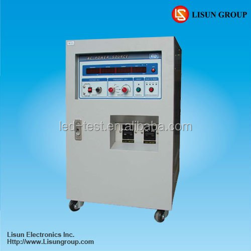 Lisun LSP-5KVA Three Phase Multifunction PWM Type AC Variable Power Source
