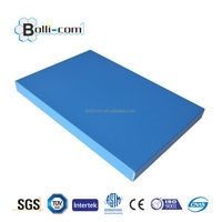 High quality PVDF/PE coating Anti-static aluminum composite panel