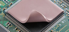 High Performance Conductive Thermally Silicone Gel Pad