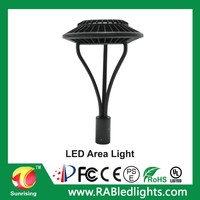 High Power LED garden Light 150W LED High Pole Lamp For Footway