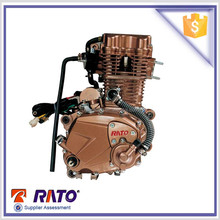 Powerful water-cooled gasoline 4-stroke 200cc motorcycle engine for sale