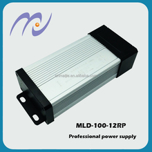 led driver 12v converter 100w outdoor rainproof led power supply