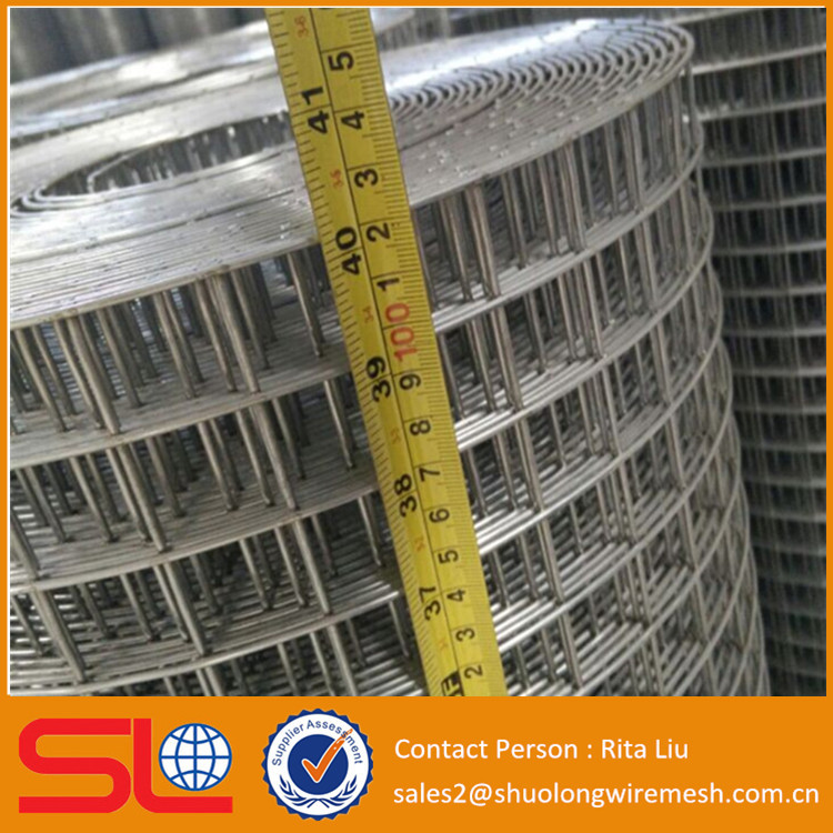 "5% Discount AISI304 Stainless Steel Bird Cage Wire Mesh 1/2""X1/2""X1.24mm"
