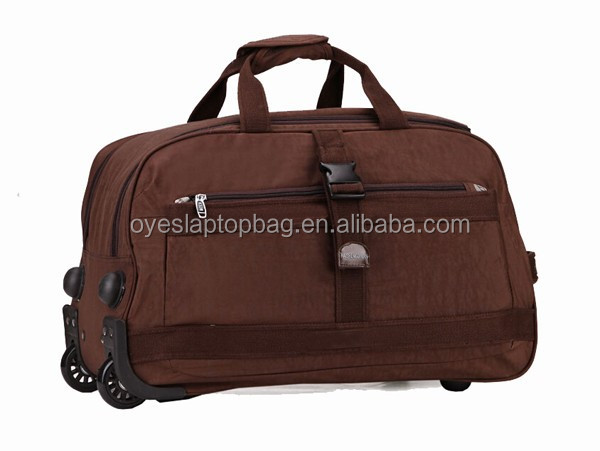 Hand Carry Travel Trolley Luggage Bag