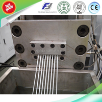 PE PP Film Pelletizing Machine / PE PP Film Granulating Machine/Recycle Plastic Granules Making Machine