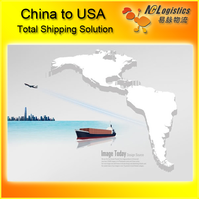 sea freight services to usa