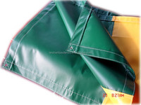 550gsm pvc waterproof canvas tarpaulin for boat/truck/trailer cover