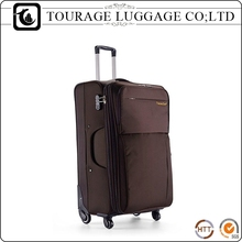 Black Woman Laptop Cheap Map Colourful Travel Trolley Luggage Bag For Sale