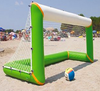 outdoor big beach football goal post with pvc tarpaulin material