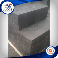 Magnesia 84% Mgo content LF 14 SP refractory carbon brick apply for Slag zone puring