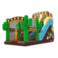 70915068 Creative idea inflatable bouncer and slide for sales