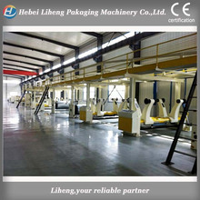 High speed 5 layer corrugated paperboard production line packing line/machinery/equipments