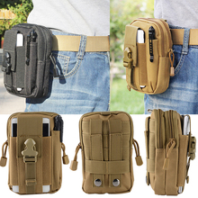 Tactical Waist Pack Bag Military Fanny Packs Waterproof Belt Bag Pouch for Hiking Climbing