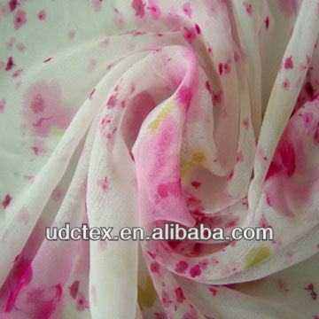 68D*68D Polyester Chiffon Fabric for Scarf
