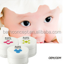 OEM pure soft skin baby face cream