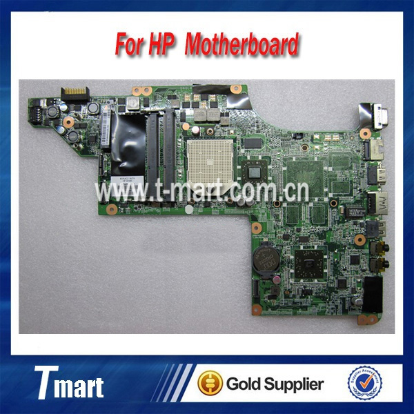 100% working Laptop Motherboard for HP 605496-001 pavilion DV7-4000 DAOLX8MB6D1/0 Series Mainboard,Fully tested.