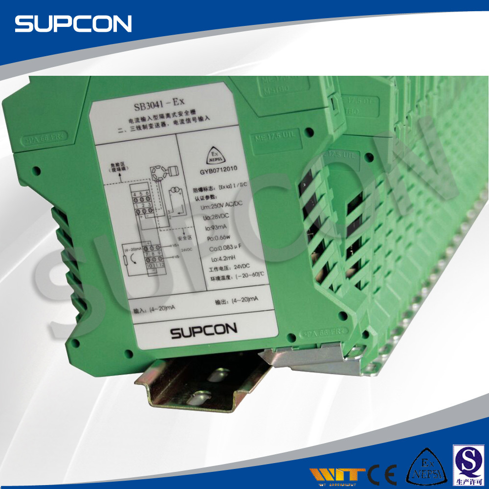 SUPCON SB3041 isolated barrier