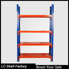 multi-level steel clothing storage shelving racks for steel plate