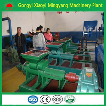 Hot selling factory price stick charcoal coal dust briquette making machine 008615803859662