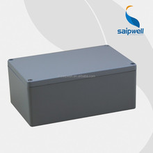 IP67 aluminum die cast enclosure/metal junction box SP-AG-FA3-1 188*120*78(mm)