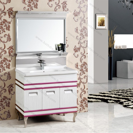 High Quality Swivel Horizontal Mirror Cabinet for Bathroom