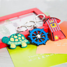 Custom Soft Pvc 3D Key Chain With Logo ,Pepper Spray Key Chain