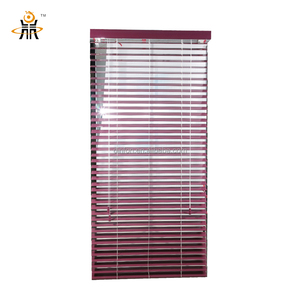 Chinese manufacturer supply basswood blinds