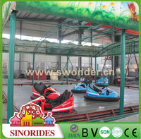 Scream and shout!Hot electric bumper cars for sale new