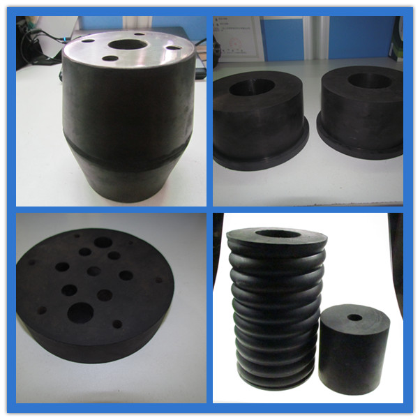 high tension spring rubber spring of Henan firm