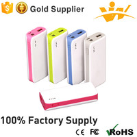 2016 5V/1A ast charging portable power bank 10000mah