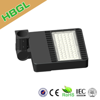 strong lighting for parking lot led lamp round/square pole max300w