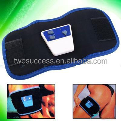 hight quality electric slimming massage belt waist vibrator & korea thigh hips arm slimming belt side effects back pain relief