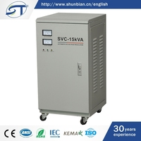 From China SVC Series Electrical Equipment Single Phase Wall Mount Voltage Stabilizer