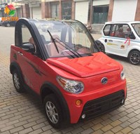 Good quality professional Chinese electric car manufacturer cheap electric mini car prices