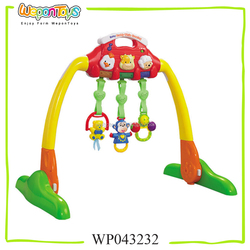 abs safe plastic indoor baby gym for kids above 0 month old infant baby play gym