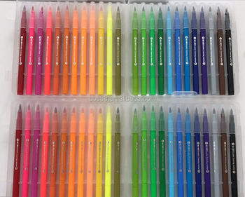 24colors double tips jumbo marker pen