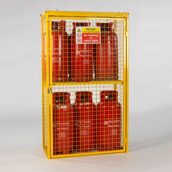 3153ae5rjpg gas cylinjpg - Gas Cylinder Cages