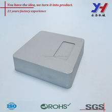 OEM ODM Precision cheap hot sale high quality Aluminum Electrical box