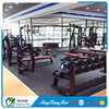 recycled hard clearance cheap rubber gym flooring from china