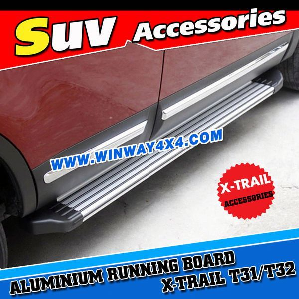 aluminium x-trail accessories 2014+
